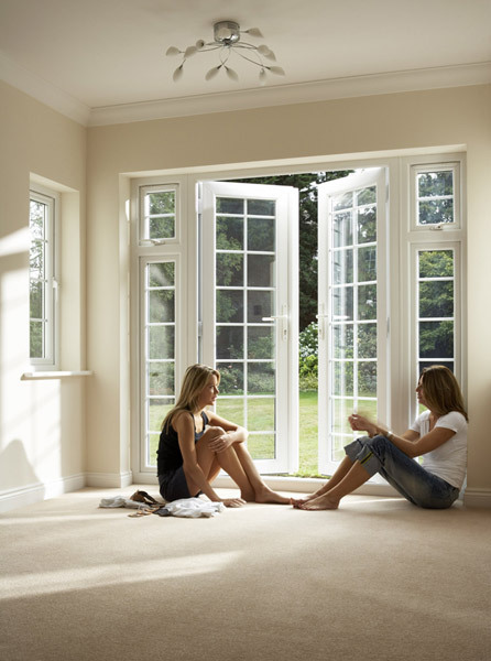 Etonnant French Windows U2013 Casement Windows With One Or More Sashes. Typically They  Refer To Big Windows That Can Also Serve As Doors.